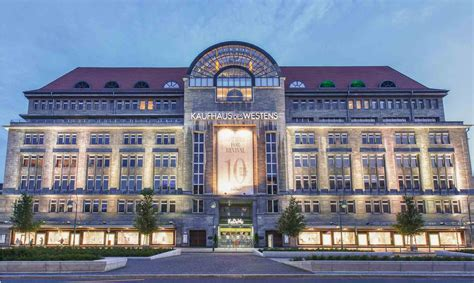 Kadewe Shopping by Kadewe Berlin S Shopping And Dining Mecca Luxury