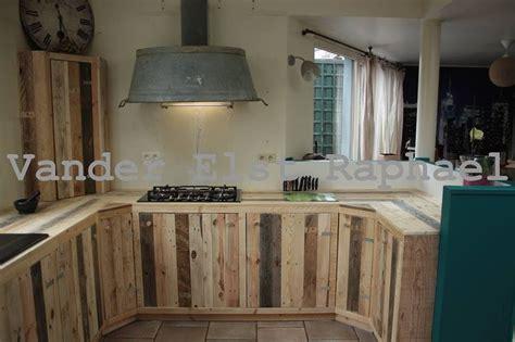 muebles de cocina hechos  palets interiores de casas
