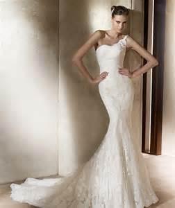 beautiful lace wedding dresses most beautiful mermaid strapless one shoulder lace wedding dress custom made wedding