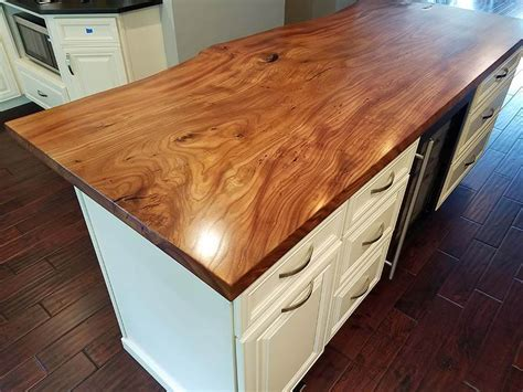 red elm island maryland wood countertops
