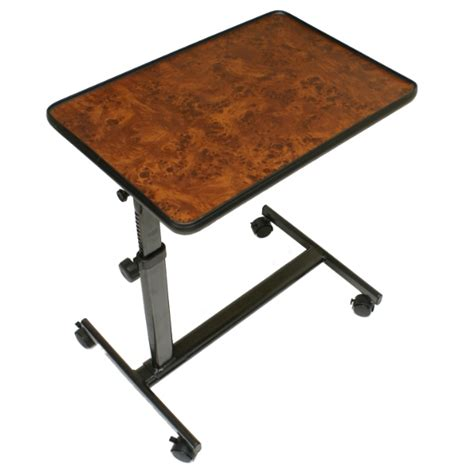 deluxe mobile table  eating dinnerbreakfast  bed