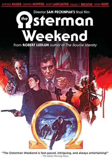 osterman weekend ludlum robert allmovie 1983 film movie peckinpah sam spy oldies craig anchor dvd bay wishlist rutger hauer 11k