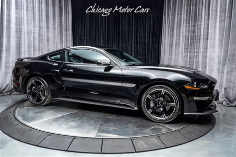 ford mustang gt premium california special coupe