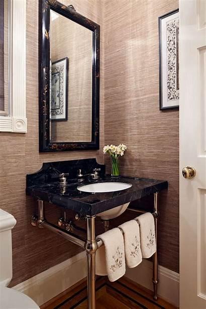 Bathroom Papier Trends Peint Homedit Dans Bathrooms
