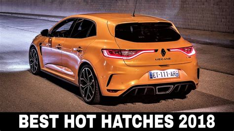 10 Best Hot Hatchbacks On Sale In 2018 (sporty Cars Buyer