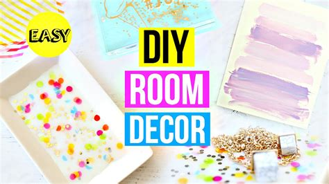 diy room decoration ideas pinterest buzzfeed crafts