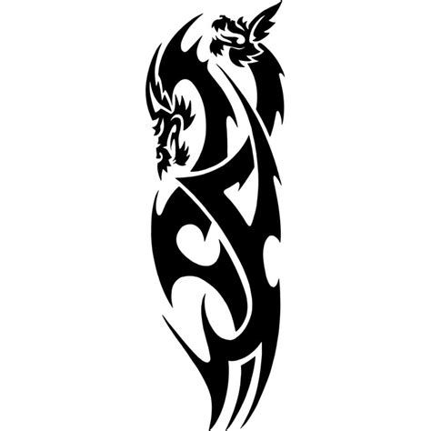 yin  tribal graphics   vectorportal