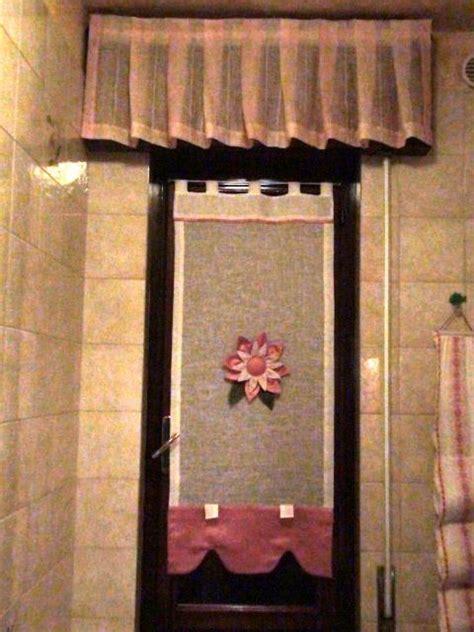 tende country per bagno tendina country per bagno con decorazione floreale