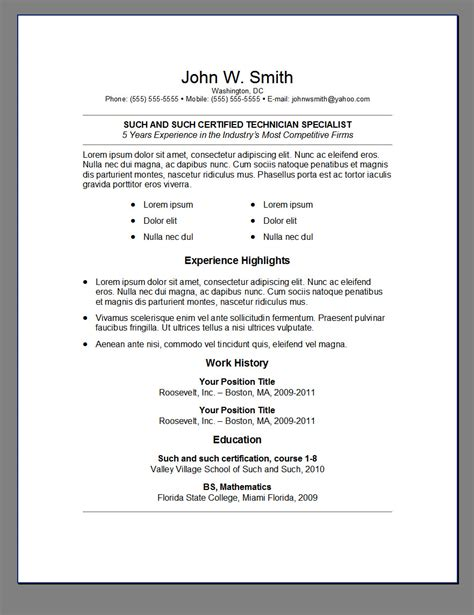 Resume Temple by Primer S 6 Free Resume Templates Open Resume Templates
