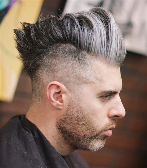 Latest Men Medium Length Hairstyle