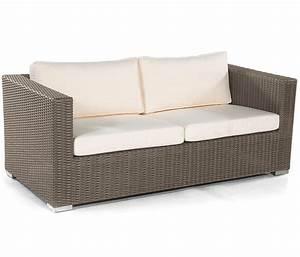Lounge Sofa 2 Sitzer Outdoor : sonnenpartner 2sitze lounge sofa residence polyrattan art jardin ~ Whattoseeinmadrid.com Haus und Dekorationen