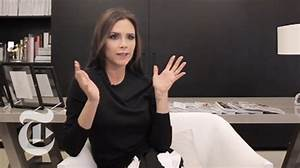Victoria Beckham Interview | In the Studio | The New York ...
