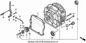 Honda Ex1000 A2 Generator  Jpn  Vin  Ea4