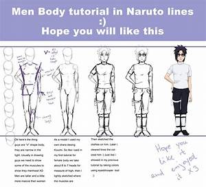 Men body tutorial by Izumii89 on DeviantArt