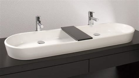 Trough Bathroom Sink With Two Faucets Canada by Sinks Interesting Trough Sink Trough Sink