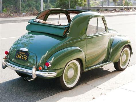 Fiat Topolino by 1954 Fiat Topolino