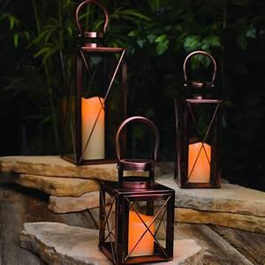 Decorative, Candle, Lanterns