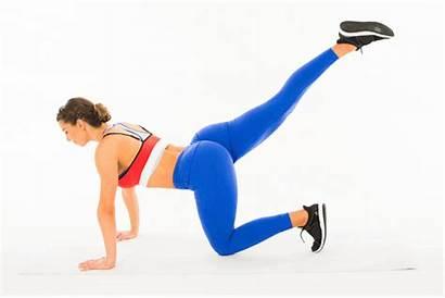 Butt Workout Rainbows Squats Moves Beat Leg
