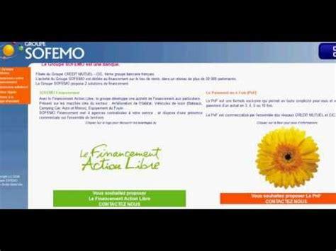 cic siege social groupe sofemo banque financement demande de crédit pnf