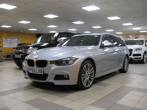 bmw 320d touring bmw 3 series 2 0 320d xdrive m sport touring 5dr automatic for sale in alfreton direct motors j28