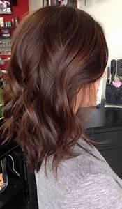 Short brunette hair with caramel highlights. | Hair ...