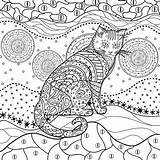 Coloring Pages Printable Cat Sheets Adults Relaxing Cats Purr Fect Mom Tip 30seconds Catoring Excelent Mythological Ages Lovers Printables Axialentertainment sketch template