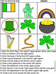 St. Patrick's Day Crafts for Kids - Enchanted Learning ...