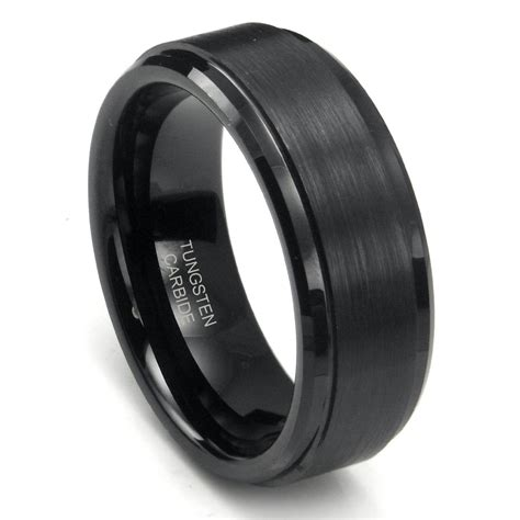black wedding bands for unique black wedding rings for for unique ipunya