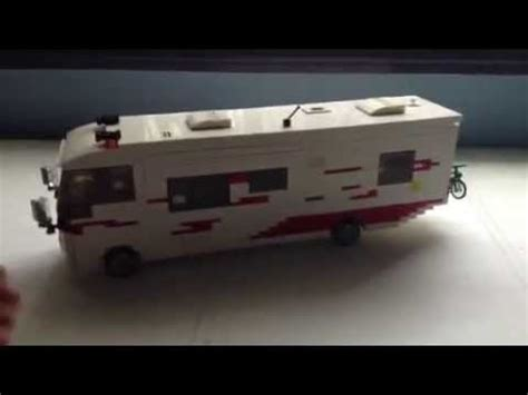 lego class  motorhome moc youtube
