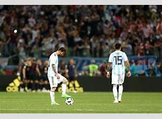 Aguero out, Higuain in Argentina's predicted XI to take