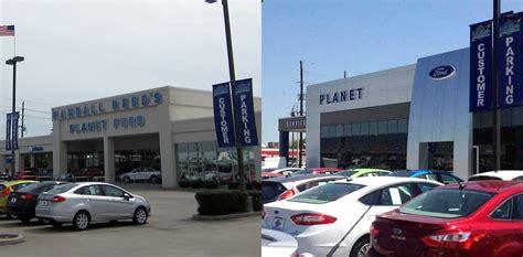 Sneak Peek at Planet Ford Construction Progress   Planet