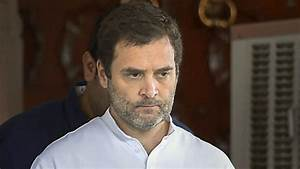 Go back to Italy: Farmers protest as Rahul Gandhi visits ...