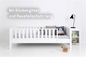 Kinderbett 80 X 200 : sanders fanny einzelbett 90 x 200 weiss ~ Indierocktalk.com Haus und Dekorationen