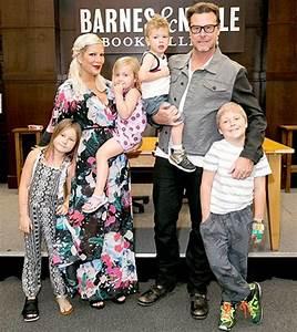 """Tori Spelling Thanks Kids for Making Mommy Feel """"Loved ..."""