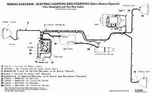 Farmall H Wiring Diagram Tractor