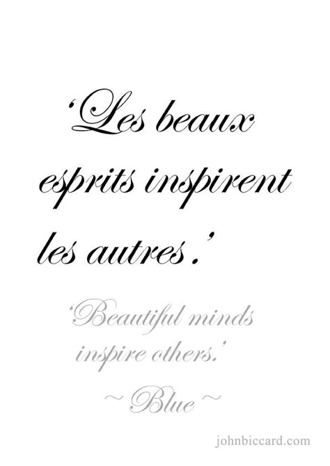 beautiful minds inspire   french page french