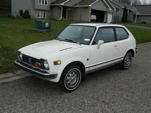 Honda Civic Hatchback 1973 White For Sale  1973 Honda