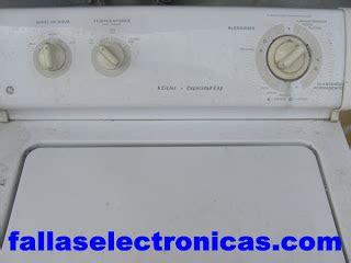 diagrama de lavadora ge mabe 6 kilos fallaselectronicas