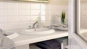 Carreau Metro Blanc : le carrelage du m tro s invite la maison ~ Preciouscoupons.com Idées de Décoration