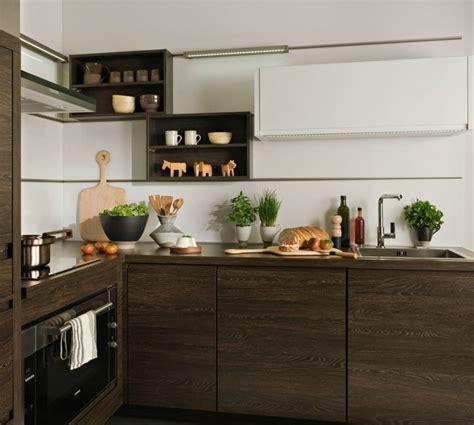 cuisine darty en mélamine imitation bois photo 7 20