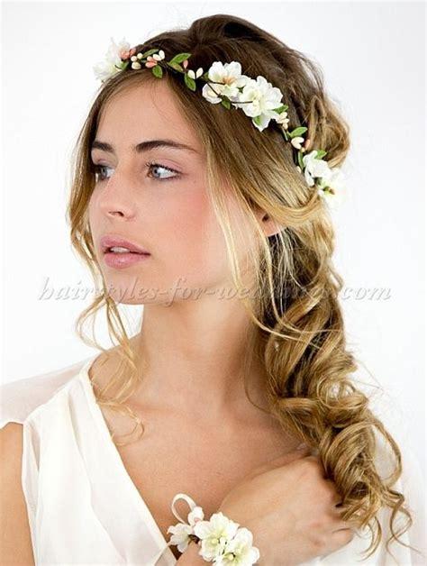 bridal headbands wedding forehead band floral headband