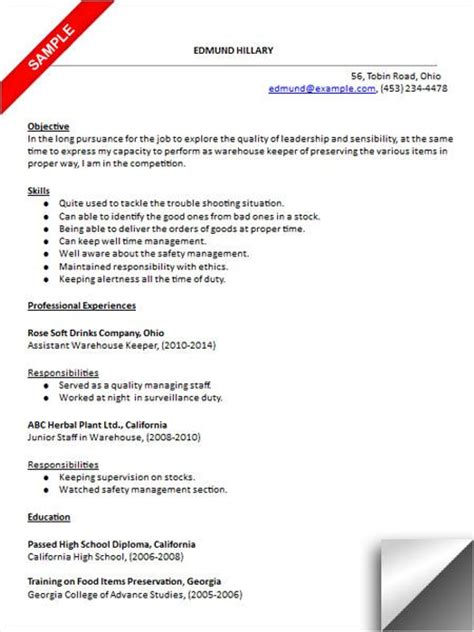 Tips For Completing A Resume by 157 Best Resume Exles Images On Resume