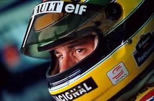 ... Today we remember, and celebrate, Senna's amazing life and career Senna