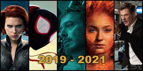 Every Upcoming Marvel Movie (2019