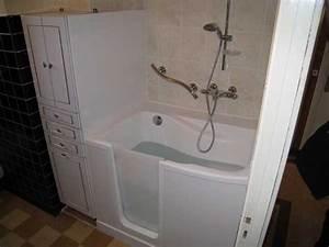Transformer Baignoire En Douche : comment transformer sa baignoire en douche ~ Dallasstarsshop.com Idées de Décoration