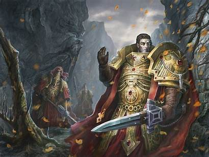 40k Warhammer Custodes Amon Backgrounds Background Adeptus