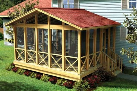 moustiquaire fabrication maison covered screened porch plans graceful covered screen