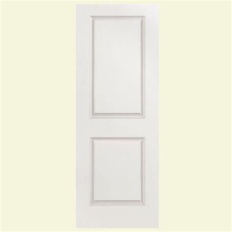 home depot 2 panel interior doors masonite 30 in x 80 in solidoor smooth 2 panel solid