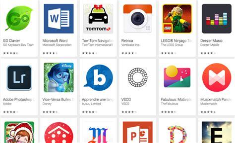 les meilleures applications pour un smartphone au top