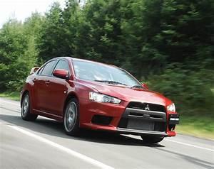 2008 Mitsubishi Evolution X Gsr Pricing Announced
